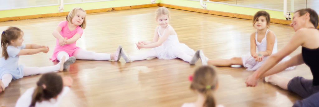 Kinderballett im Studio N°1