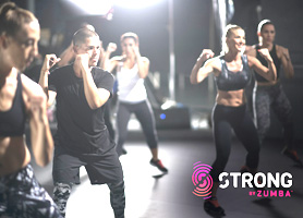 Strong by Zumba im Studio N°1